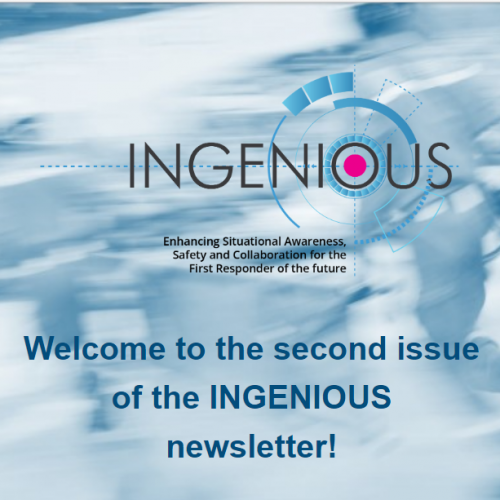 Read the 2nd special issue of the INGENIOUS Newsletter!